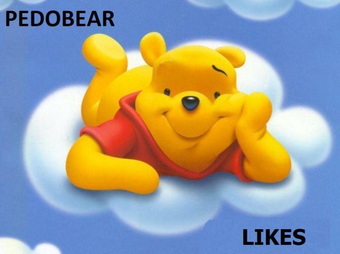 Pedobear Likes