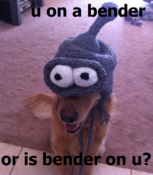You WISH you were on a bender